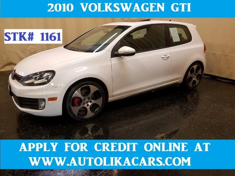 2010 Volkswagen GTI 2.0T Coupe