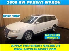 2009 Volkswagen Passat Wagon