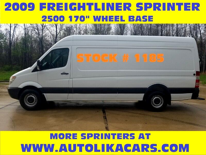 2009 Freightliner Sprinter 2500 170-in. WB