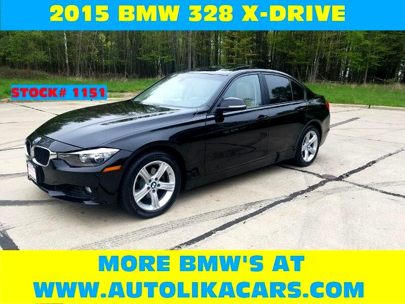 2015 BMW 3-Series 4dr Sdn 328i xDrive AWD SULEV South Africa