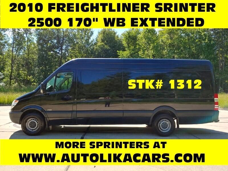 2010 Mercedes-Benz Sprinter 2500 High Roof 170-in. WB EXT
