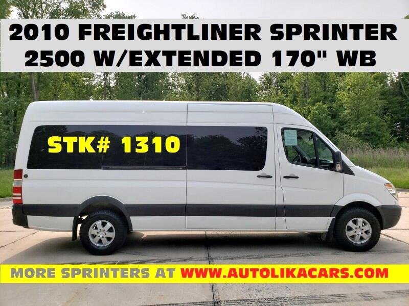 2010 Freightliner Sprinter 2500 170-in. WB