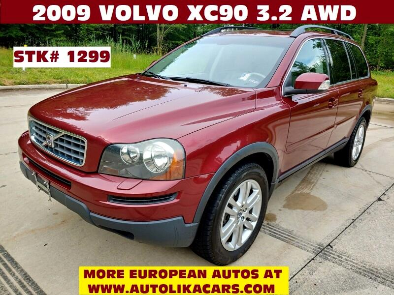 2009 Volvo XC90 AWD 4dr I6 w/Sunroof/3rd Row