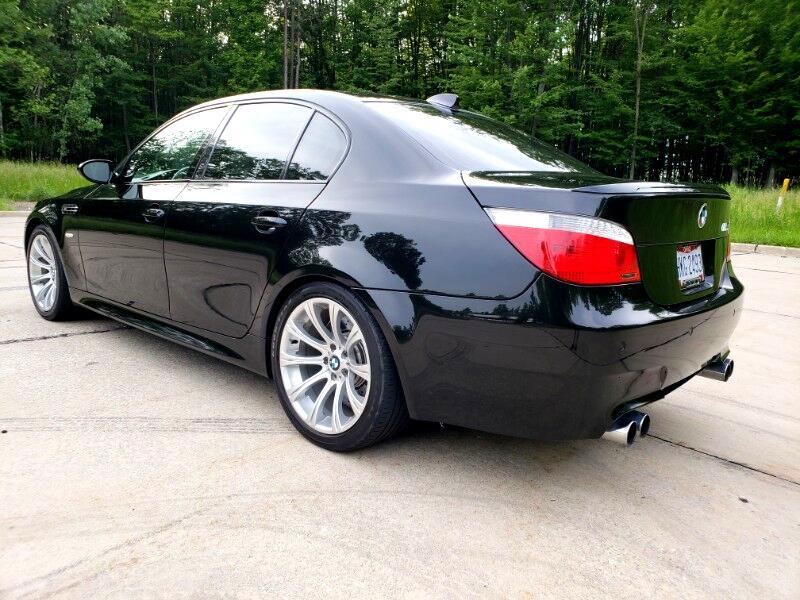 2006 BMW M5 M5 4dr Sdn
