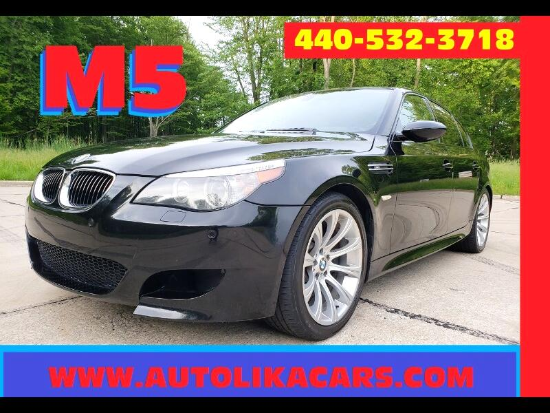 2006 BMW M5 M5 4dr Sdn