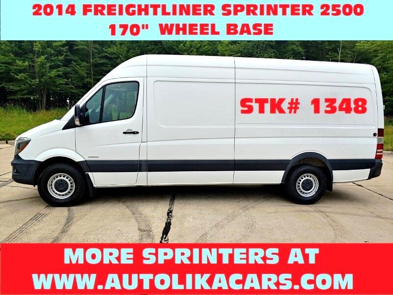 2014 Freightliner Sprinter 2500 2500 170
