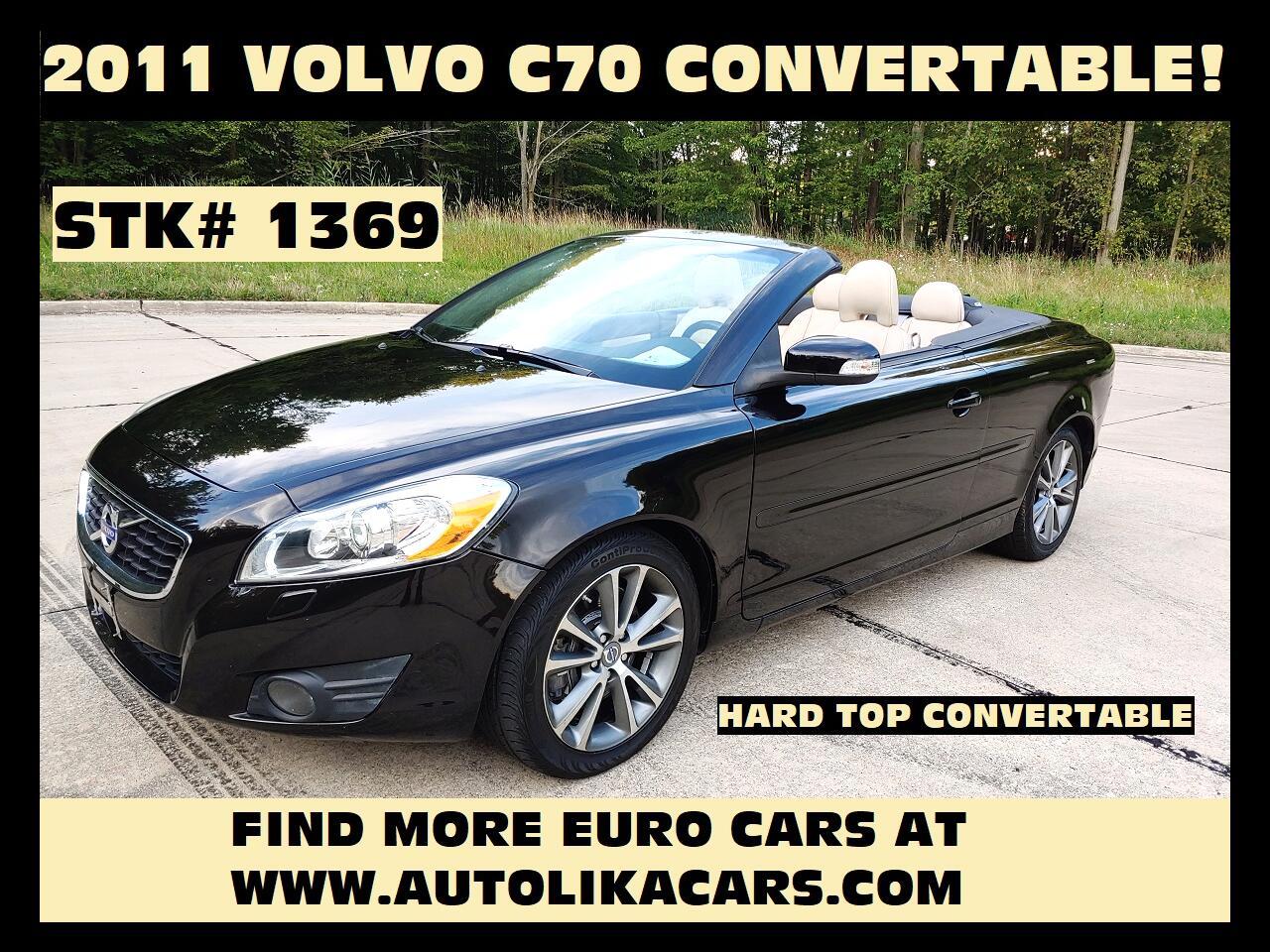 Volvo C70 2dr Conv Auto 2011