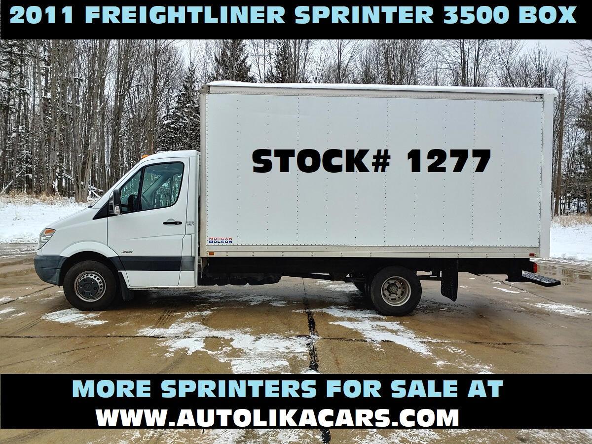 Freightliner Sprinter 3500  2011