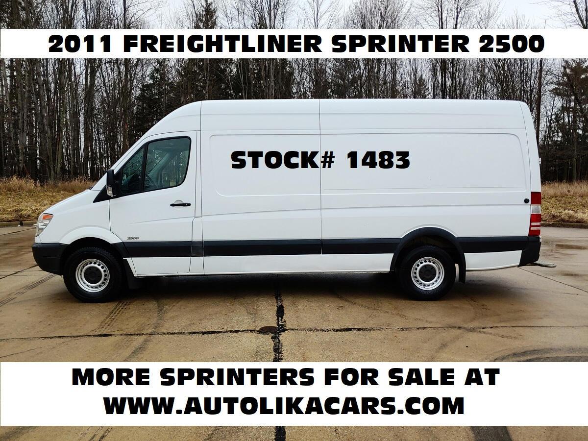 Freightliner Sprinter 2500  2011
