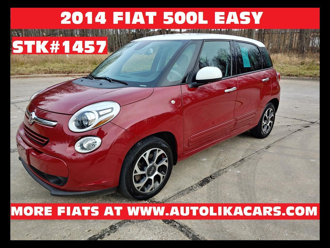 Fiat 500L 5dr HB Easy 2014