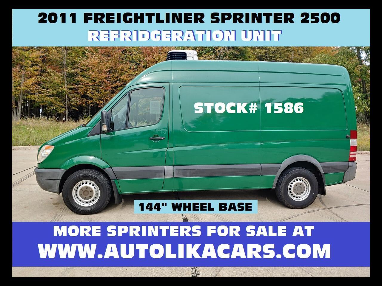 Freightliner Sprinter Cargo Van  2011
