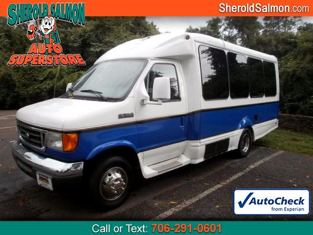2007 Ford Econoline Step Van