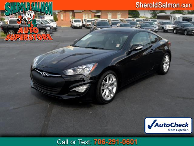 2016 Hyundai Genesis Coupe 3.8 8AT