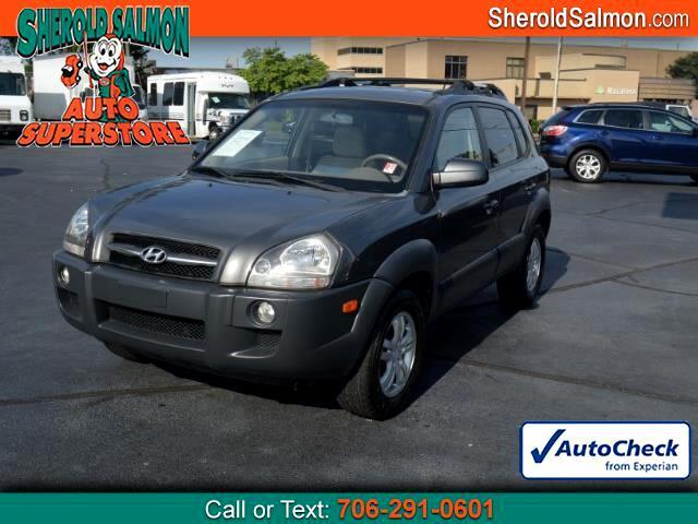2008 Hyundai Tucson SE 2.7 2WD