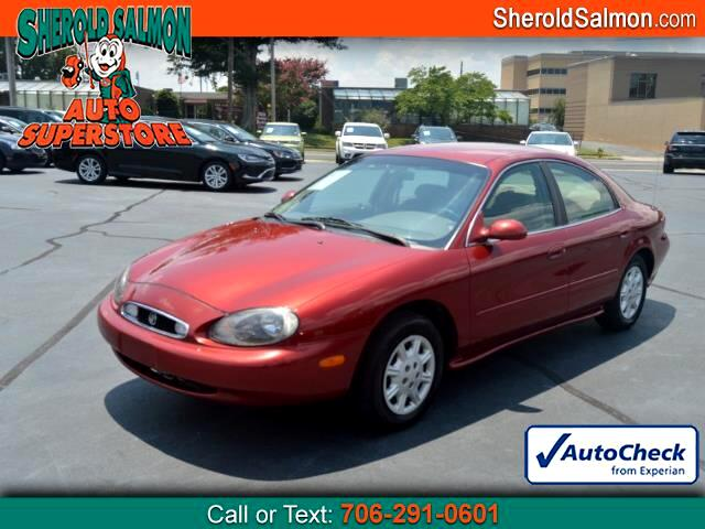 1999 Mercury Sable GS