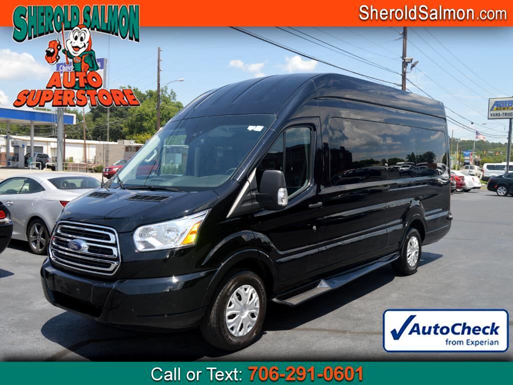 "2017 Ford Transit Van T-250 148"" EL Hi Rf 9000 GVWR Sliding RH Dr"