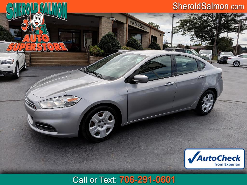 Used 2015 Dodge Dart For Sale In Rome Ga 30165 Sherold Salmon Auto