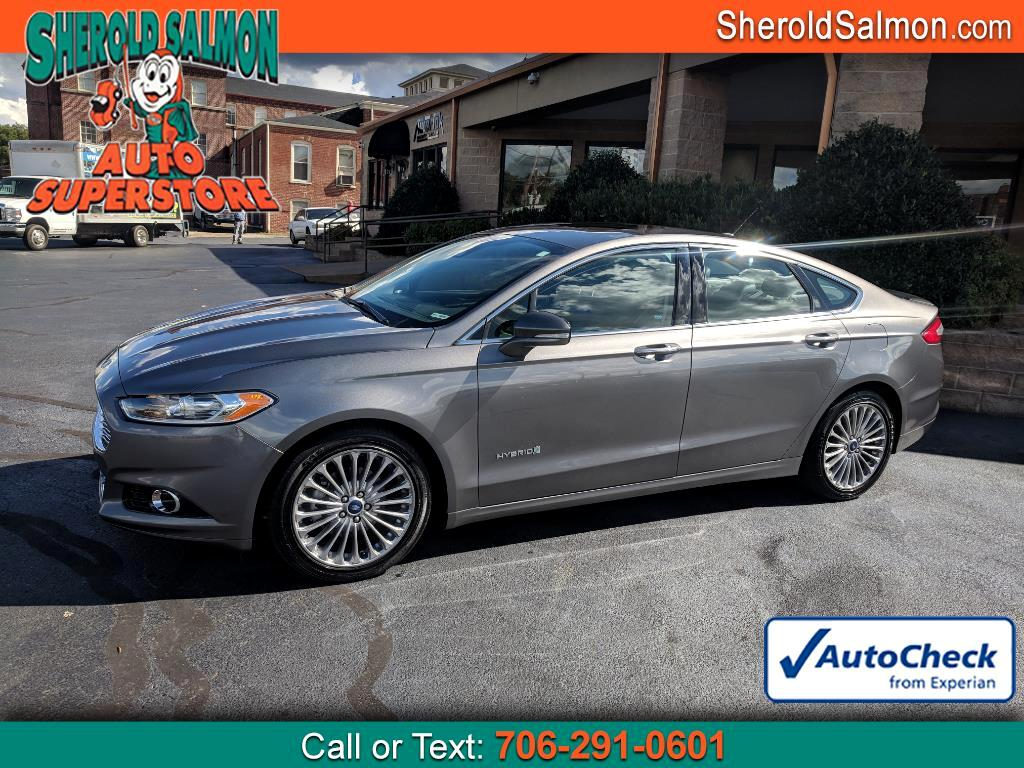 Used 2014 Ford Fusion For Sale In Rome Ga 30165 Sherold Salmon Auto Airbag Sensors Location