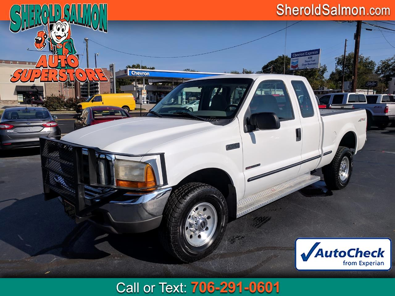 1999 Ford Super Duty F-250 Supercab 142