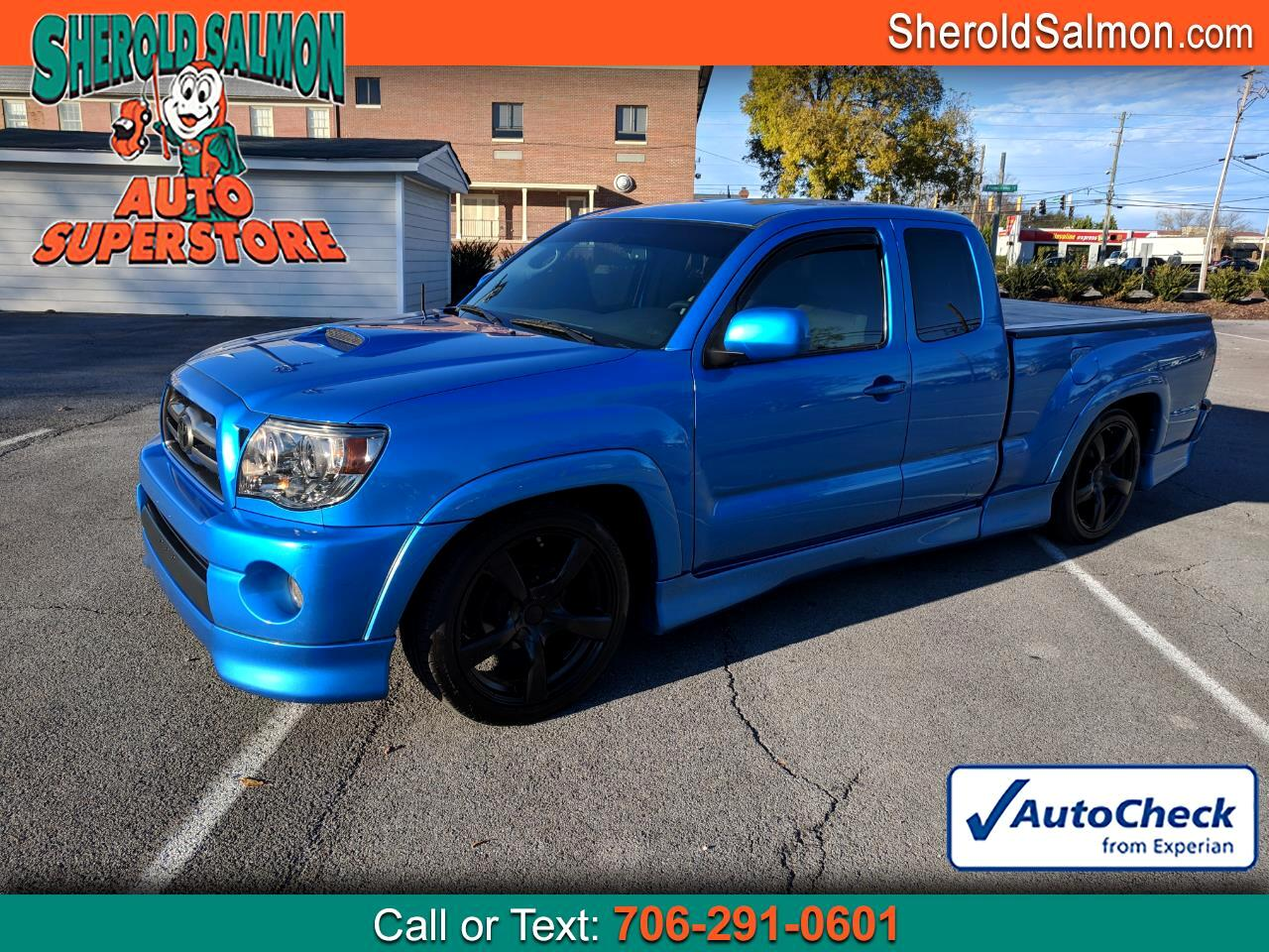 2009 Toyota Tacoma 2WD Access V6 MT X-Runner (Natl)