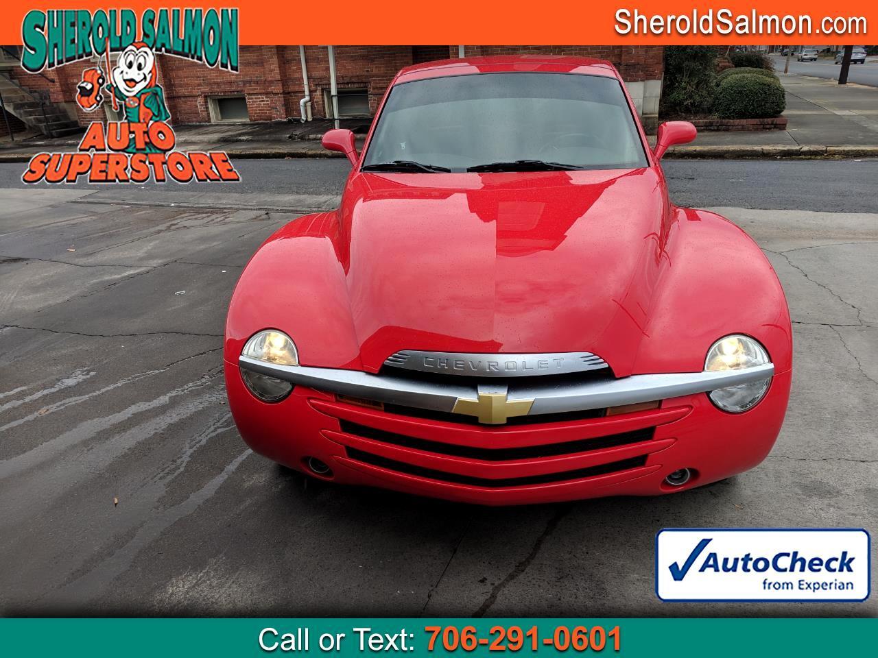 """2004 Chevrolet SSR Reg Cab 116.0"""" WB LS"""