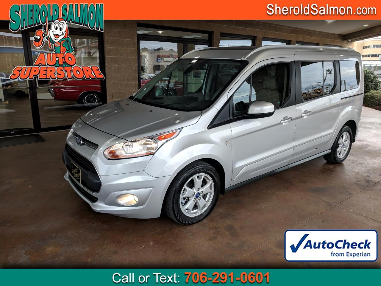 2016 Ford Transit Connect Wagon 4dr Wgn LWB Titanium w/Rear Liftgate