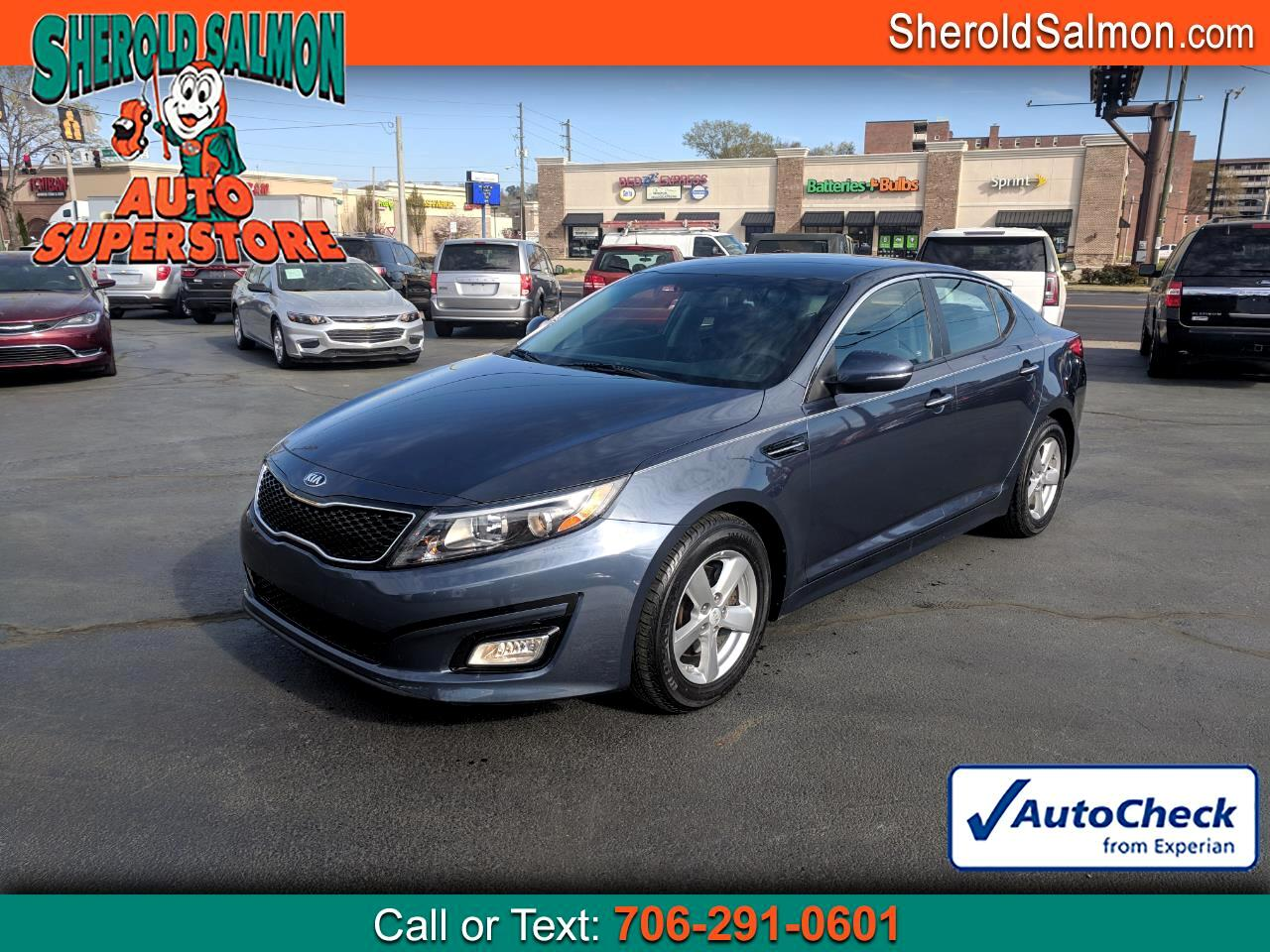 2015 Kia Optima 4dr Sdn LX