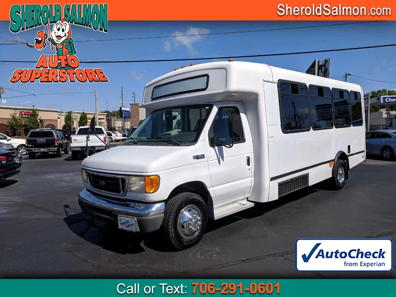 2005 Ford Econoline Commercial Cutaway E-450 Super Duty 158