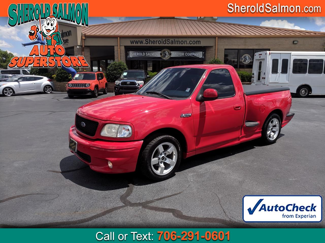 "2000 Ford F-150 Reg Cab Flareside 120"" Lightning"