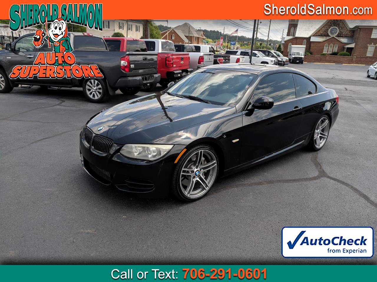 2011 BMW 3 Series 2dr Cpe 335is RWD