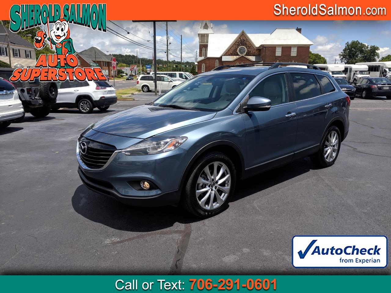 2014 Mazda CX-9 FWD 4dr Grand Touring