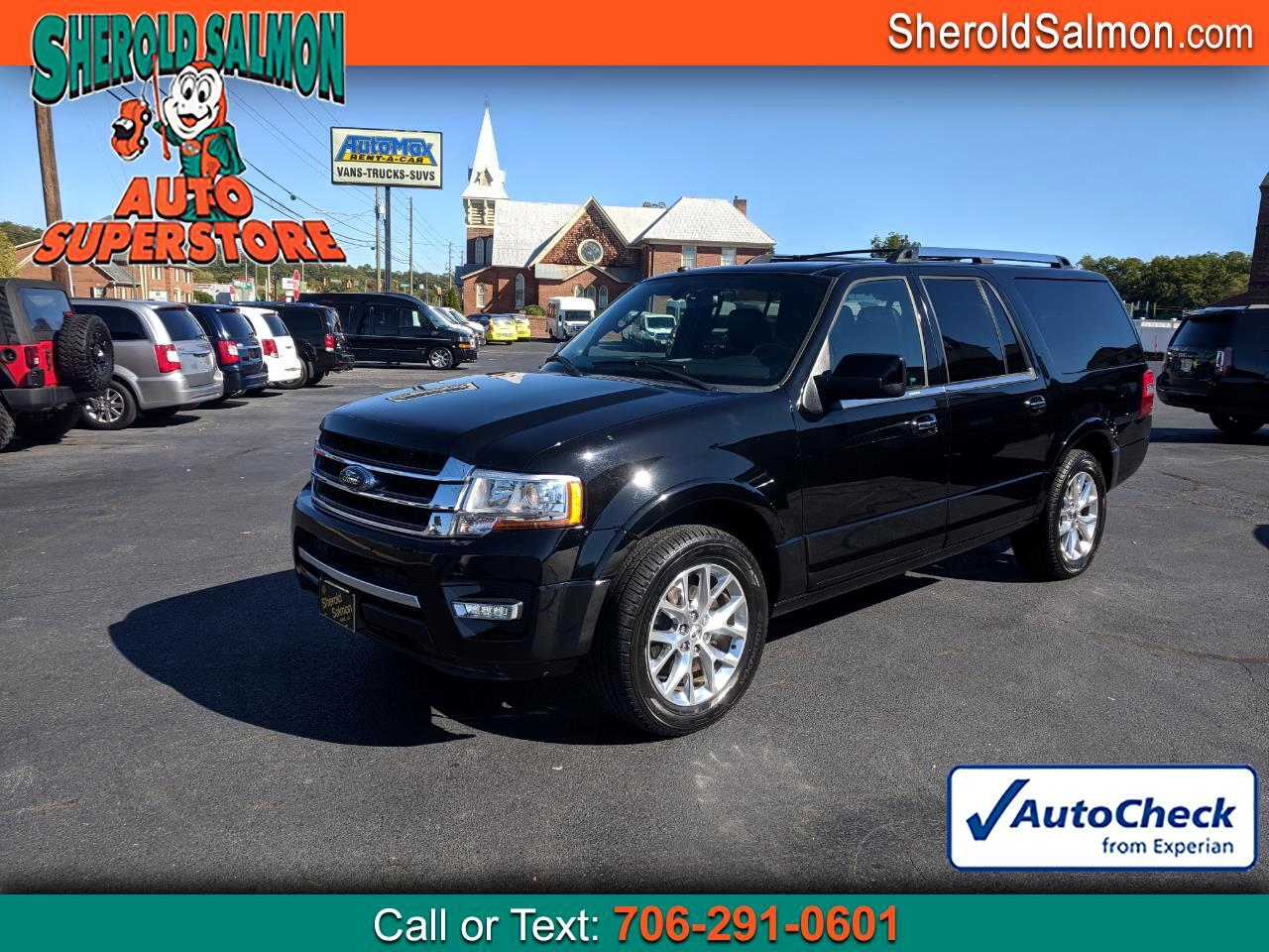 2017 Ford Expedition EL Limited 4x2