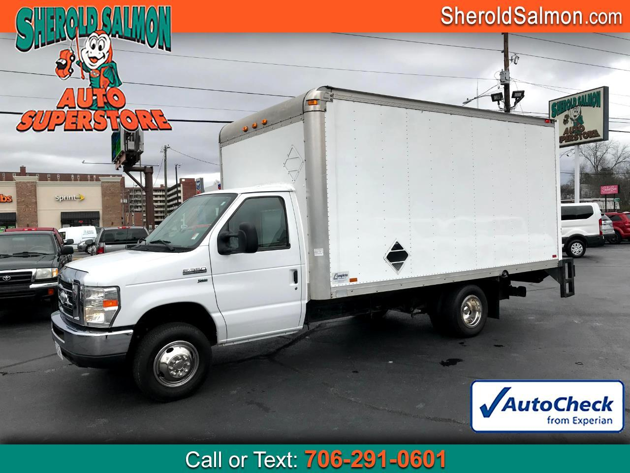 "Ford Econoline Commercial Cutaway E-350 Super Duty 138"" DRW 2014"