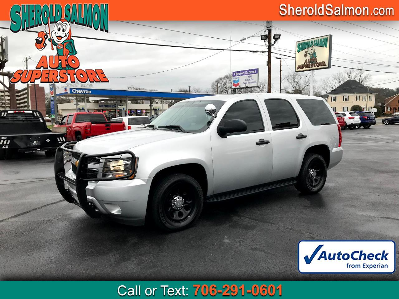Chevrolet Tahoe 2WD 4dr Commercial 2014