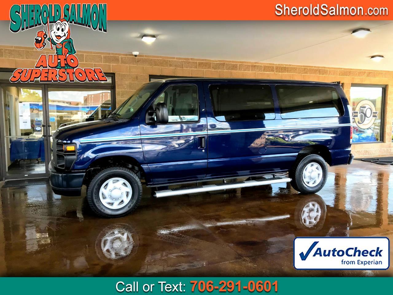 Ford Econoline Cargo Van E-250 Commercial 2008