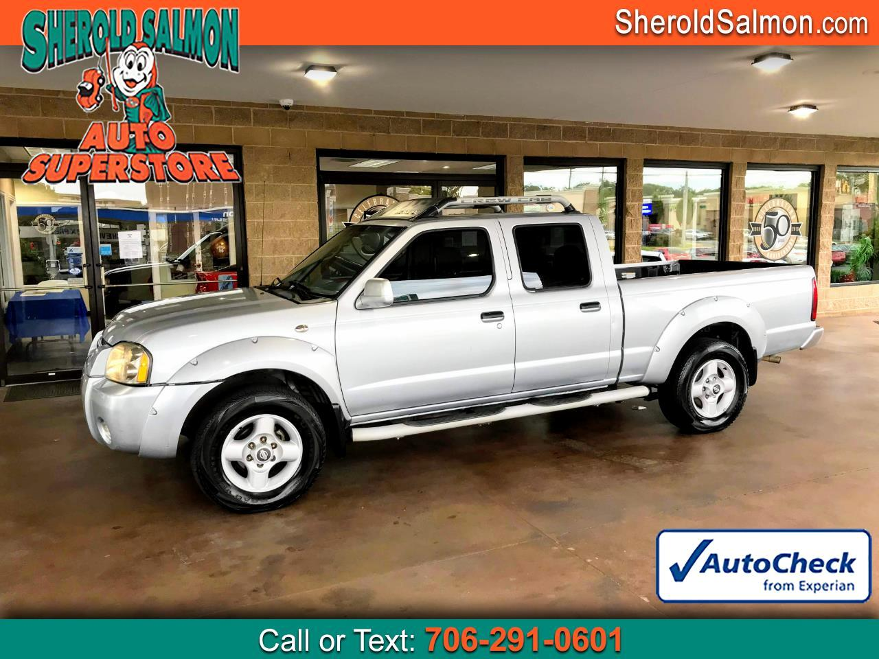 Nissan Frontier 2WD SE Crew Cab V6 Auto Long Bed 2002
