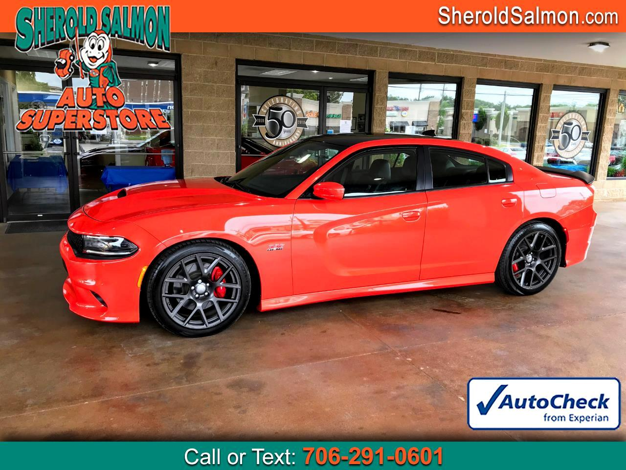 Dodge Charger 4dr Sdn R/T Scat Pack RWD 2016