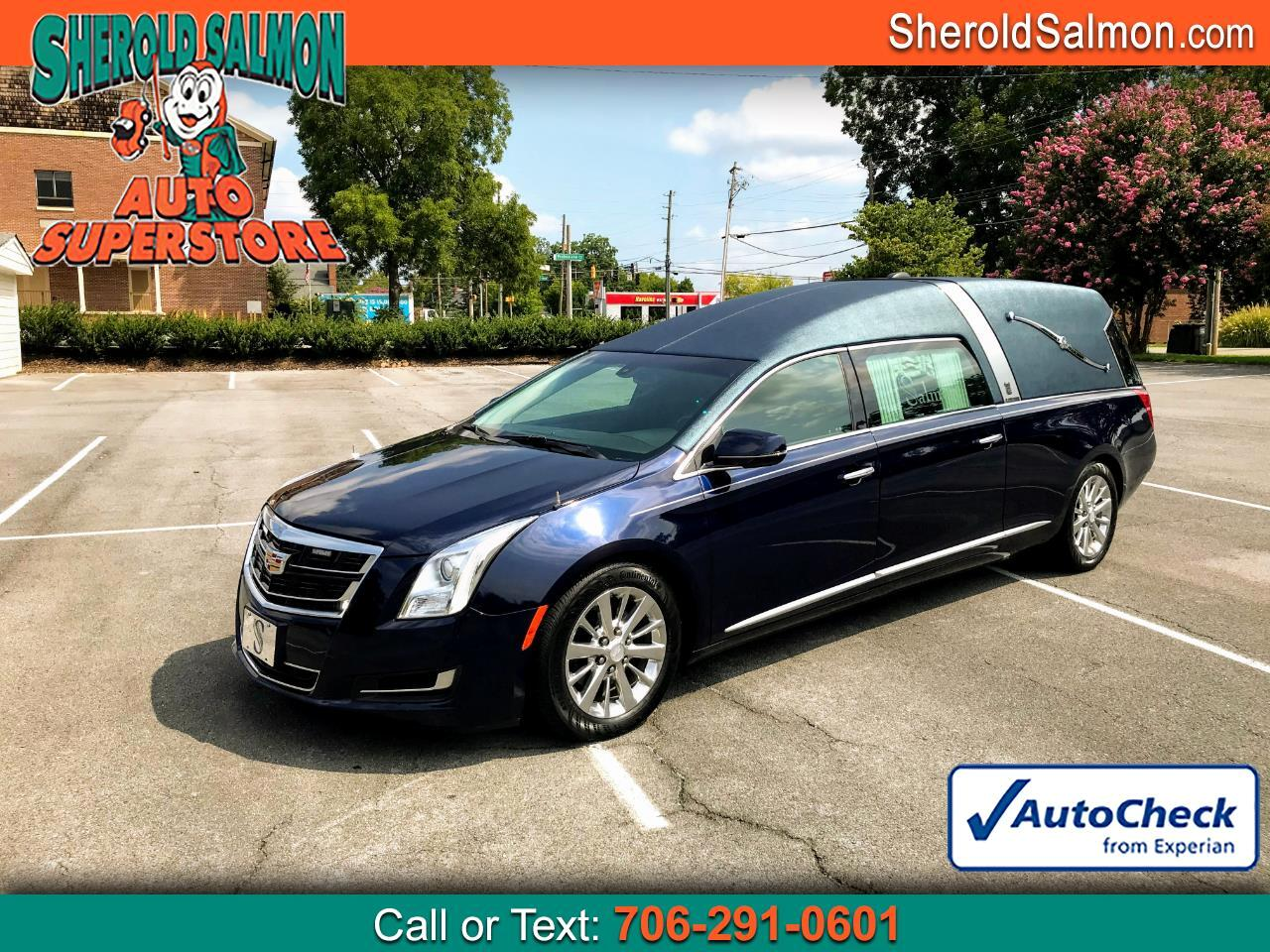 Cadillac XTS 4dr Sdn Funeral Coach FWD 2016