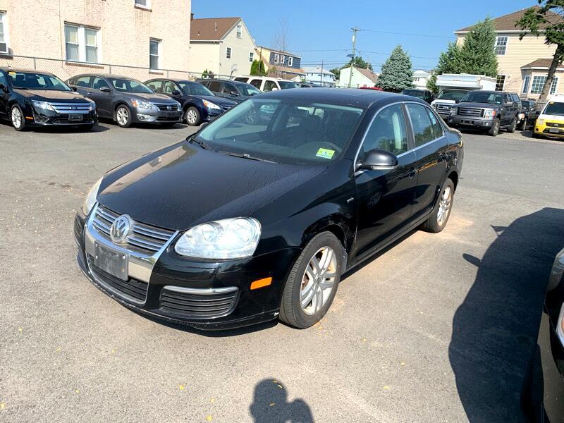 Volkswagen Jetta Wolfsburg Edition 2007
