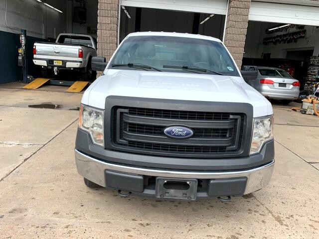 2014 Ford F-150 Reg. Cab Long Bed 4WD