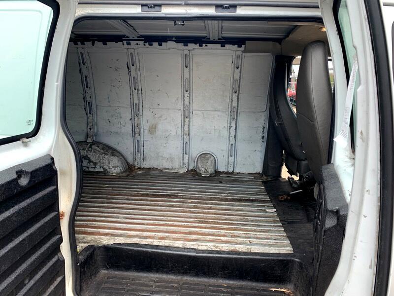 Chevrolet Express 2500 Cargo 2010