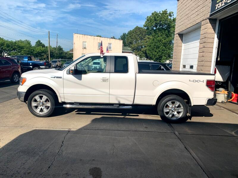 Ford F-150 Lariat SuperCab 6.5-ft. Bed 4WD 2010