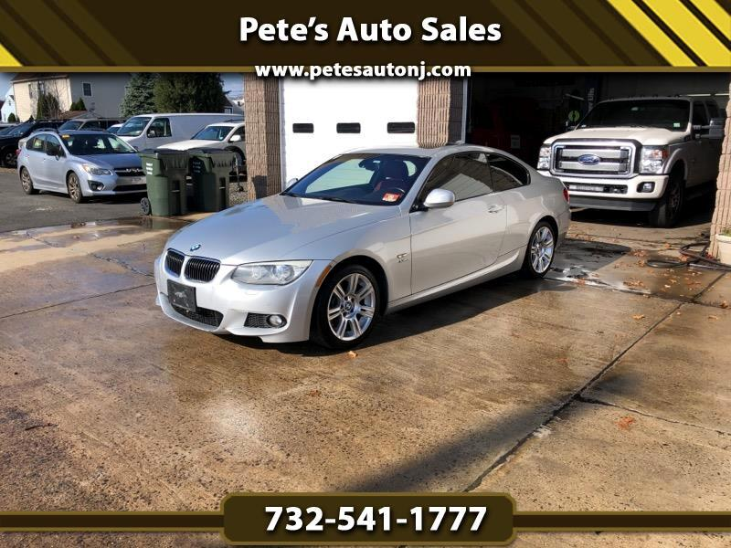 BMW 3-Series 335i xDrive Coupe 2013