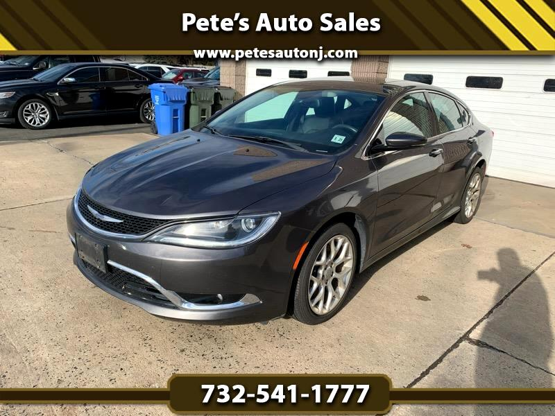 Chrysler 200 C AWD 2016