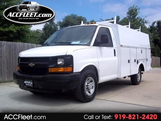 2012 Chevrolet Express KUV Service Body