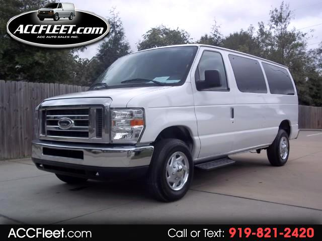 2012 Ford Econoline E-350 XLT Super Duty