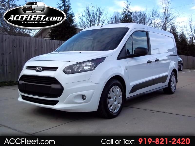 2015 Ford Transit Connect Cargo Van XL LWB w/Rear 180 Degree Door