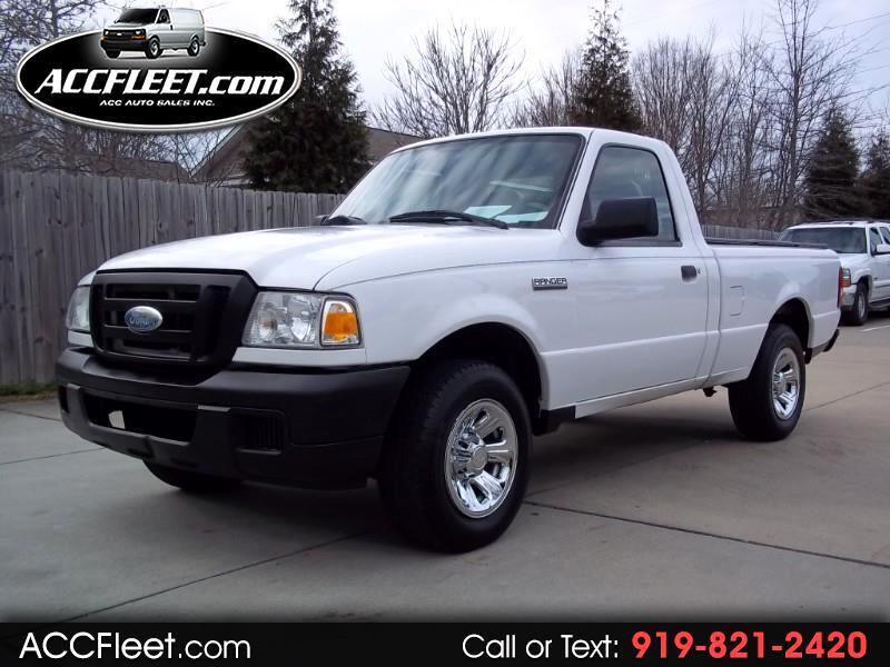 2007 Ford Ranger XL 2WD