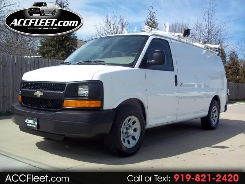 2009 Chevrolet Express 1500 Cargo