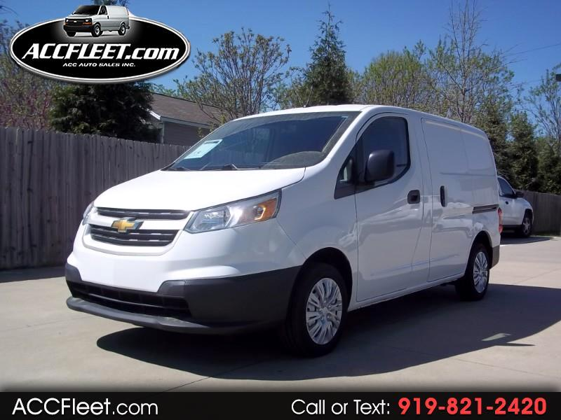 2015 Chevrolet City Express LS Cargo